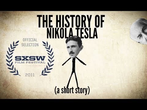 The History of Nikola Tesla - a Short Story