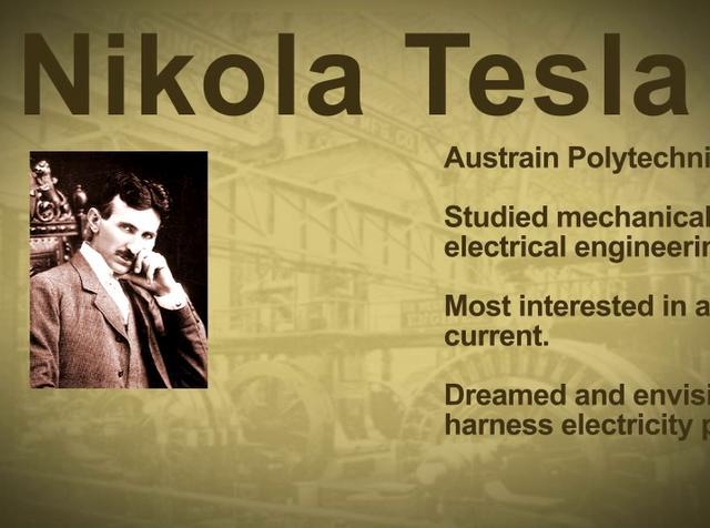 Nikola Tesla Presentation