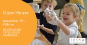 Tessa International School Open House