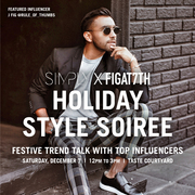 SIMPLY x FIGAT7TH: Festive Trend Talk with Top Influencers