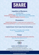Legalities of Business
