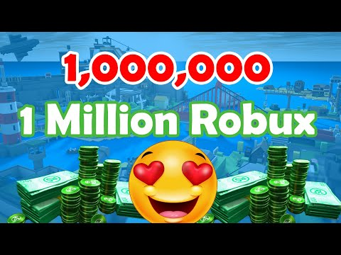 CRAZY Robux Hack 2019 - Get 1 Million Free Robux in 4 Minutes (Roblox HACK)