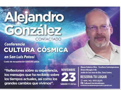 Entrevista Alejandro González. Programa Foro D Magnética. 107.1 FM. 16/Nov/19