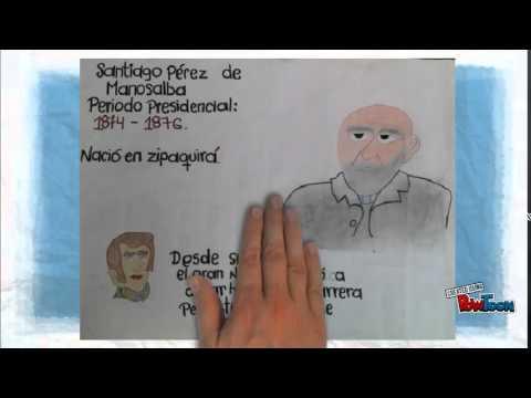 Presidentes de Colombia hechos en Cundinamarca