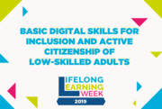 Basic digital skills for inclusion and active citizenship of low-skilled adults