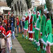"""CRIANÇAS: Jardim Encantado: """"Os Elfos do Natal Passado"""""""