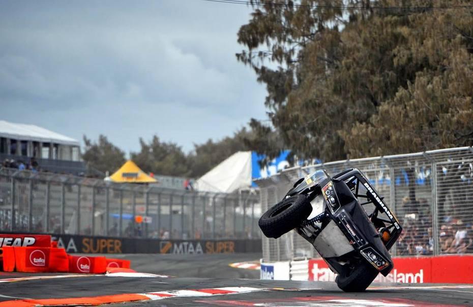 Brabham Finds the Edge