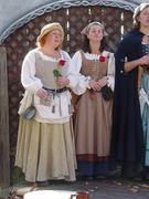 Exactly one half of The Singing Milkmaids (haha) including Bonnie Kretschmer, Jenny Schwegmann and (half of) Jessie Northridge