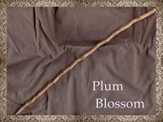 Plum Blossom Wand OOAK