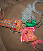 fish purses