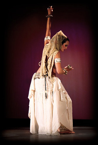 Olso Tribal Dancer