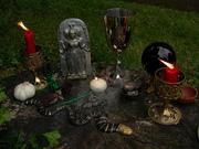 Dark Goddess Altar
