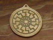 Germanic Sun Wheel