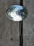 Celtic Swirl Hair Fork