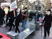 50th Chanology Raid Hamburg 10.3.2012