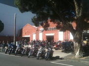 Victory Melborne Australia Mystery ride and BBQ Sat 121111