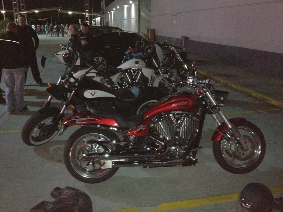 Inaugural Sydney Victory Chapter Ride