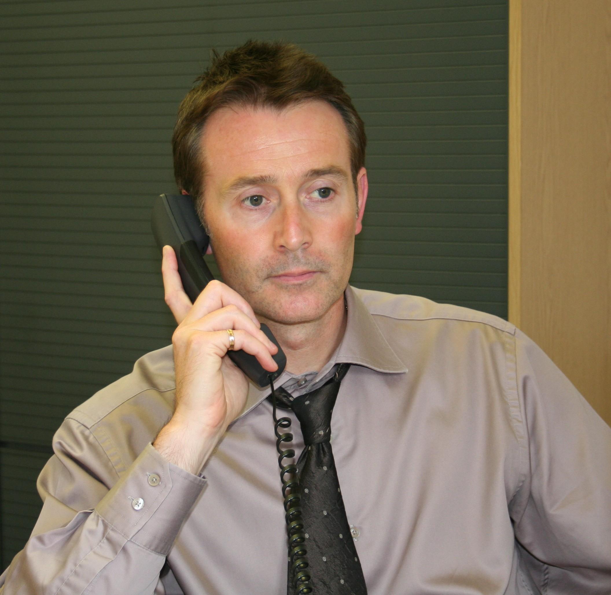 Marc Jones