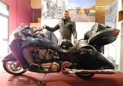Gary @ Victory Motorcycles Melbourne