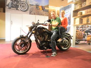 Daniel & Kylie @ Victory Motorcycles Melbourne