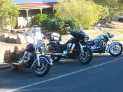 Kingpin Low, Cross Country and Indian Chief Vintage September 2014