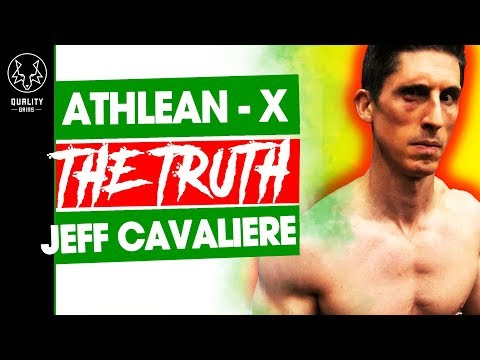 The Truth About Jeff Cavaliere - Athlean-X