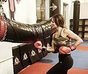 Neda V- Kickboxing