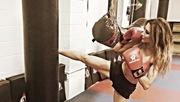 Neda V-Kickboxing