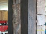 First carving pillar after (38)