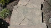 After carved overlay