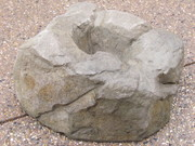 Rock this way - Rock planters.