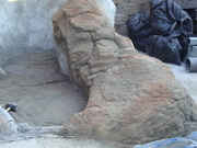 Sandbox Cave for the Kids