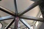 Upper ceiling