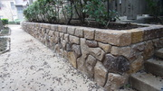 artificial  rock  wall   Dallas  Texas