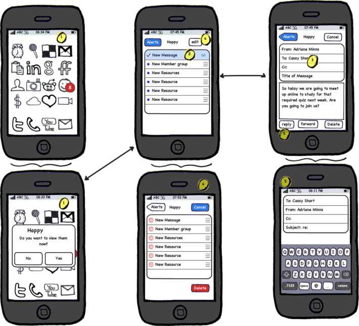 Wireframe-for-Mobile