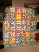 BOUGHT QUILT TOP