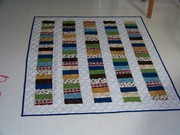 Quilt #1 by Heather