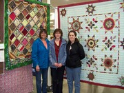 Quilting Friends in Red Deer 2011 Quilt Show