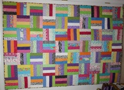 Granddaughter's quilt