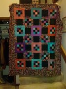 Suzanne's quilt top