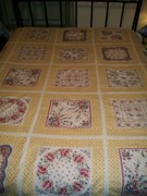 Quilt I made for my nephew and his new bride, Matt and Megan Hardy.