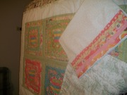 Quilt made for my great-niece Maddi Blue.