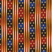 stars and stripes conner fabric