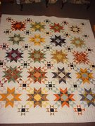 Wyoming Star Quilt