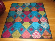 Pam's recovery quilt