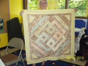 Made at the United Methodist Church Quilt Show