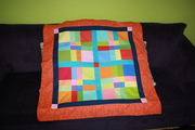 Quilt for my daughter - Unfinished and ongoing