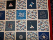Here is my Winter Block Swap