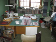 sewing room 2014