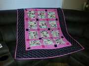 Be My Valentine quilt
